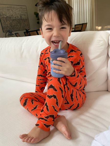 The best toddler Halloween jammies- super soft, affordable and cute!   #LTKSeasonal #LTKkids #LTKsalealert
