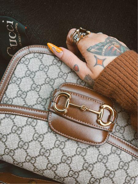the perfect autumn bag #gucci   #LTKSeasonal