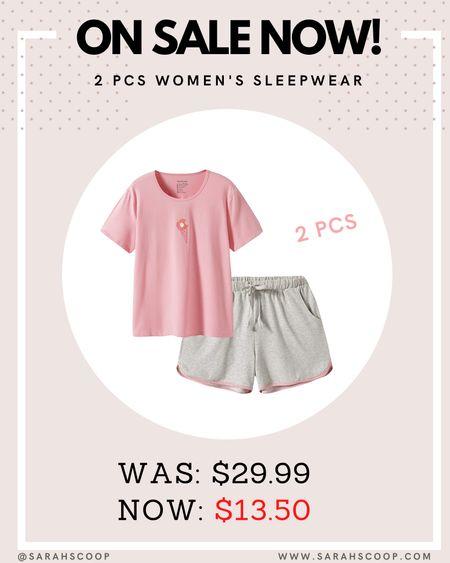 Amazon sale  Sleepwear l paiamas  #LTKfit #LTKhome