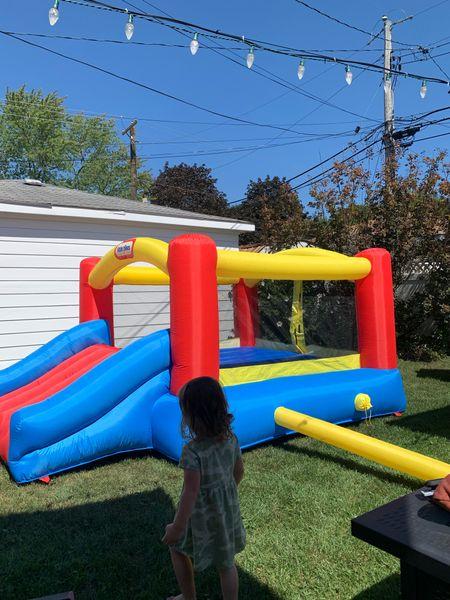 Bounce house little times   #LTKkids #LTKfamily #LTKbaby