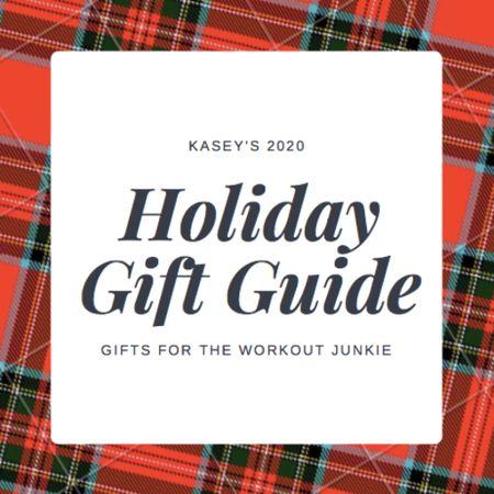 Gifts for the workout junkie! http://liketk.it/322un #liketkit @liketoknow.it #LTKgiftspo #LTKfit #StayHomeWithLTK