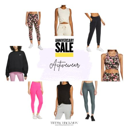 These activewear finds from the Nordstrom Anniversary Sale are fit and absolutely fabulous!  #LTKsalealert #LTKfit #LTKstyletip