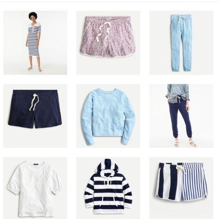 Up to 40% off women's wear now styles - cozy sets - sweatshirt and pants set - shorts sets - preppy style http://liketk.it/3cmfU #liketkit @liketoknow.it #LTKsalealert