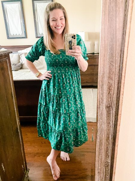 Welcome back, welcome back! RUN! My favorite #napdress has been restocked! I love the sleeves, perfect for fall!   #LTKstyletip