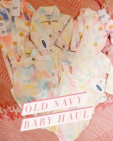 Old navy baby haul & a set for Bodie too. http://liketk.it/39884 #liketkit @liketoknow.it #LTKbaby #LTKkids