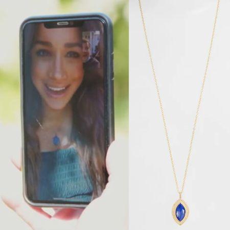 Meghan inspired lapis necklace at Nordstrom #gem #jewelry #accessories   #LTKstyletip #LTKGifts #LTKunder50