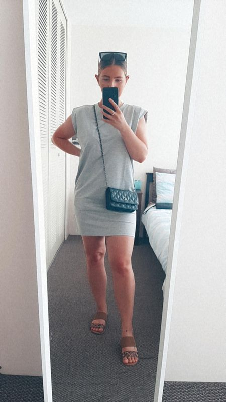 Honestly I'm stoked about the quality of this dress from Shein and its under $20!  Pairing this super affordable dress with nice accessories makes this outfit look a lot more expensive and chic 😍 #shein #chanel #affordable #mystyle #amazonfashion #polishgirl #liketkit #LTKstyletip #LTKunder50 @liketoknow.it http://liketk.it/3hMe9