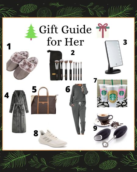 Gift Guide for Her! This is perfect for any lady in your life to enjoy! I have several of these items on here and enjoy them very much! #giftguide #giftsforher #christmasgifts #giftsformom #giftsforwife #LTKhome #liketkit http://liketk.it/32qSc @liketoknow.it @liketoknow.it.home