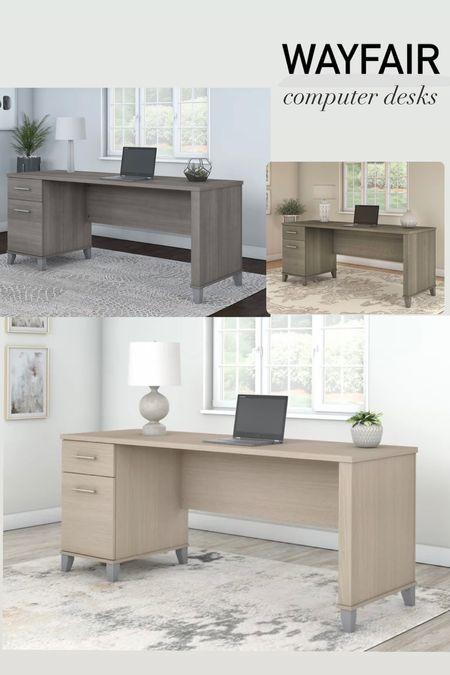 WAYFAIR computer desks   #LTKsalealert #LTKhome