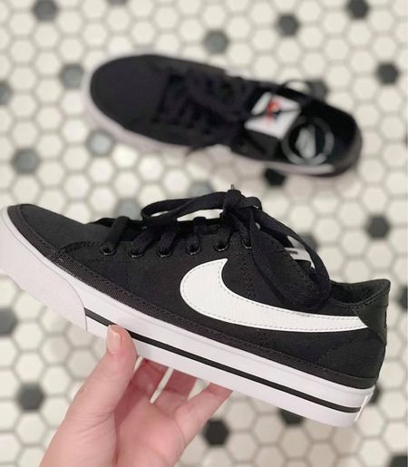 Just in case you need these popular Nikes in black!? ❤️Free shipping  xo, Brooke  #LTKstyletip #LTKsalealert #LTKshoecrush