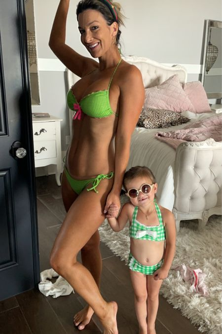 Seeing #green - all things green picked from shoes to purses to swimsuits  - green is a thing! http://liketk.it/3hNyG @liketoknow.it #liketkit #LTKunder100 #LTKkids #LTKfamily Shop your screenshot of this pic with the LIKEtoKNOW.it shopping app @liketoknow.it.family