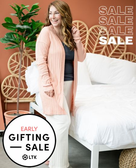 LTK Gifting Sale   NEIWAI 20% off  New customers with code RYANNE  Cardigan  Loungewear  Pants  #LTKunder100 #LTKstyletip #LTKsalealert