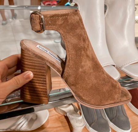 Suede sandals #LTKunder100 #LTKshoecrush #LTKstyletip      http://liketk.it/3o9fD @liketoknow.it #liketkit