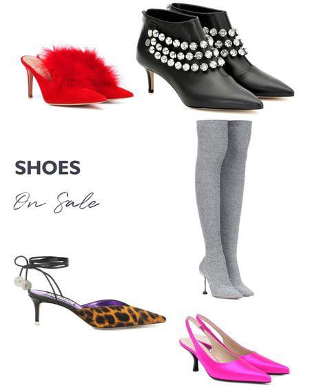 "MYTHERESA Shoes ( by many amazing designers) currently On Sale plus additional % off  shop the -"" Flash Sale"" #liketkit #LTKsalealert #LTKSpringSale #LTKshoecrush @liketoknow.it @liketoknow.it.europe http://liketk.it/3co3y"