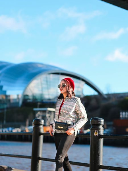 Views like this makes me realise, how grateful I'm to live in a calm city 🌃 like Newcastle, away from terrorism I feel so safe living here. Who else feels the same? This look is now on the blog with all the links to the outfit. 📸 @gemmaslittleworld  http://liketk.it/2AEVA #liketkit @liketoknow.it