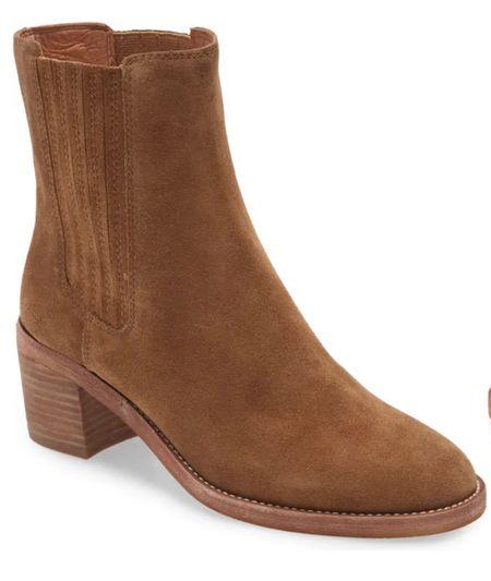 Fall booties   #LTKsalealert #LTKstyletip #LTKshoecrush