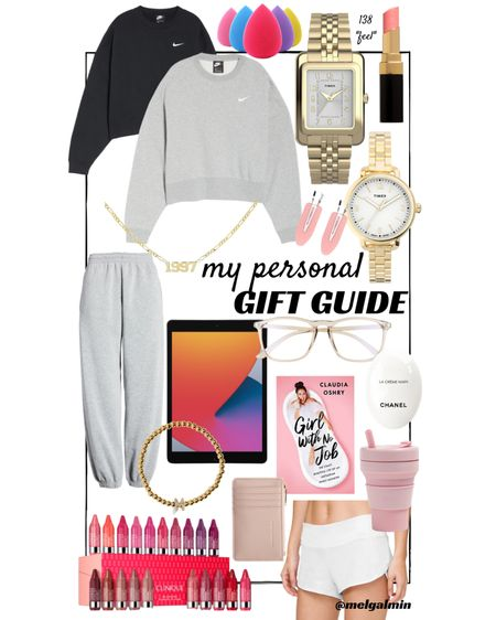 My personal gift guide + gift ideas for her + gift guide for her   #LTKgiftspo #LTKsalealert