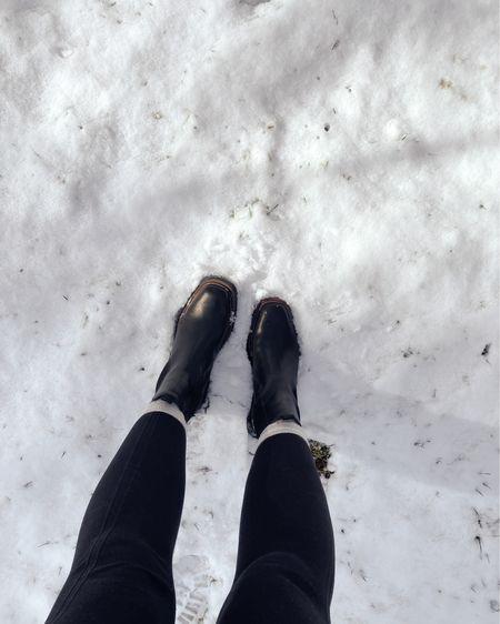Best boots! + they're waterproof http://liketk.it/37Rsg #liketkit @liketoknow.it #LTKshoecrush #LTKstyletip #LTKSeasonal #boots