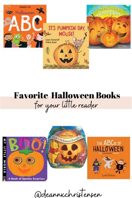 Favorite Halloween Books 📚   #LTKkids #LTKHoliday #LTKSeasonal