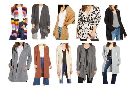 Cozy cardigans for fall! These are some of the softest ones ever and y'all know me - I am always cold!! These comes in multiple colors so they are perfect to wear for work, going out - pretty much every occasion! Shop your screenshot of this pic with the LIKEtoKNOW.it app http://liketk.it/2DhSx #liketkit @liketoknow.it #LTKworkwear #LTKsalealert #LTKunder100 #LTKunder50