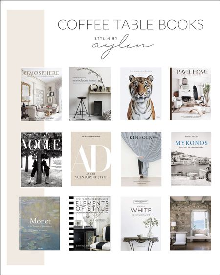 Coffee table books, coffee table styling, amazon finds, StylinbyAylin   #LTKhome #LTKunder50 #LTKunder100