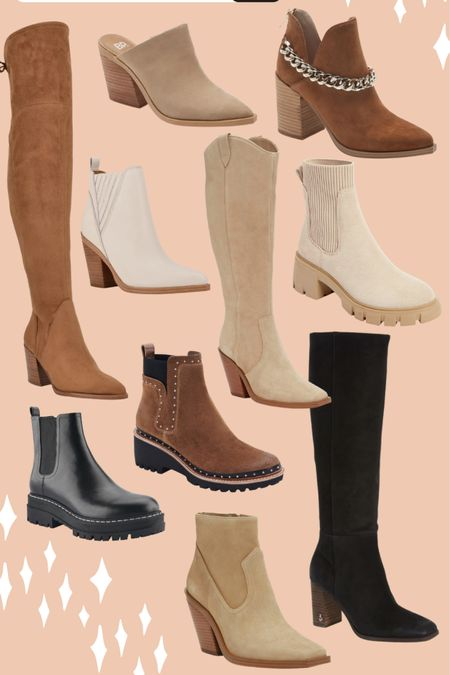 Boots & booties! My fave category of the Nordstrom Anniversary Sale! Here are my top picks! http://liketk.it/3jSWm #liketkit @liketoknow.it #LTKunder100 #LTKshoecrush #LTKsalealert