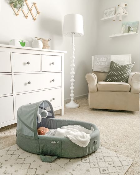 I love finding gems! This portable baby lounger has been AMAZINGGG to have with baby Caleb! #ad  It's so easy to move around the house as I need it, has a canopy, side pockets that I like to keep an extra paci and burp cloth in and can be folded down and worn as a backpack to take a long anywhere you may go. It's going to be perfect for our beach trip! 🏖   Mine is in the color denim but they have other options. (Oatmeal is also really cute) 🤩     http://liketk.it/3j3X4 #liketkit @liketoknow.it   #LTKfamily #LTKbaby @liketoknow.it.family