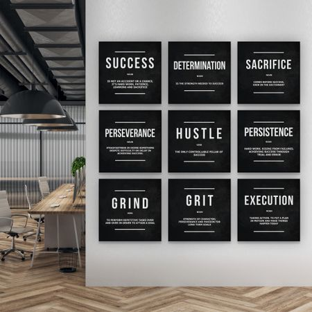 Motivational wall art from Etsy. Love these. They're right up my alley!   #Etsywallart #wallart #entrepreneur #inspirationalwallart #motivationalwallart  #LTKitbag #LTKhome