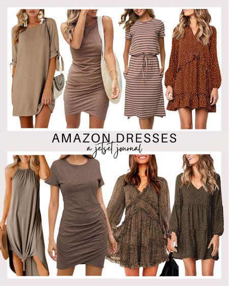 Fall dress finds from Amazon  Fall dress, fall dresses, Amazon dress #falldress #falldresses #fallfashion #amazonfashion #amazonfinds #amazonfashionfinds  #LTKunder100 #LTKSeasonal #LTKunder50