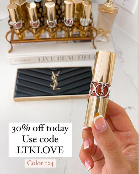 Ysl on sale 30% off today!   #liketkit @liketoknow.it http://liketk.it/3hzfw #LTKunder50 #LTKbeauty #LTKsalealert
