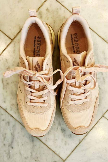 Cute new pink sneakers!   #LTKshoecrush #LTKfit #LTKstyletip