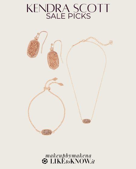 http://liketk.it/3gtJc #liketkit @liketoknow.it #LTKsalealert #LTKunder100 #LTKunder50 save on all Kendra Scott jewelry, including my favorite rose gold nexklace, bracelet, and earrings, during the Memorial Day sale