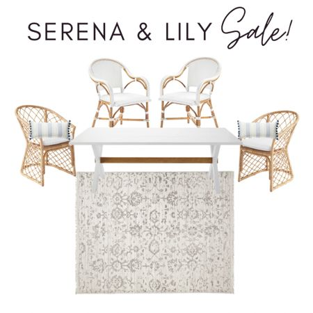 Serena & Lily 20% off sale! #serenaandlily #homedecor #LTKhome #LTKfamily http://liketk.it/3gp9J #liketkit @liketoknow.it