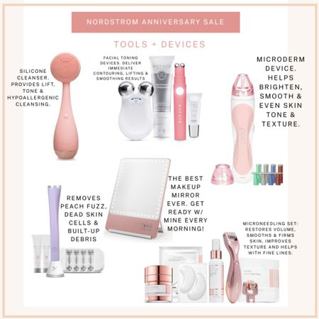 All the at-home self care tools and devices you'll ever need on sale! Get them now at such great prices in the Nordstrom anniversary sale! http://liketk.it/2U94U #liketkit @liketoknow.it #LTKbeauty #LTKsalealert #LTKunder100 Screenshot this pic to get shoppable product details with the LIKEtoKNOW.it shopping app #beauty #selfcare #selfcaresunday #skincare #skincaretips #beautytips #nordstromsale