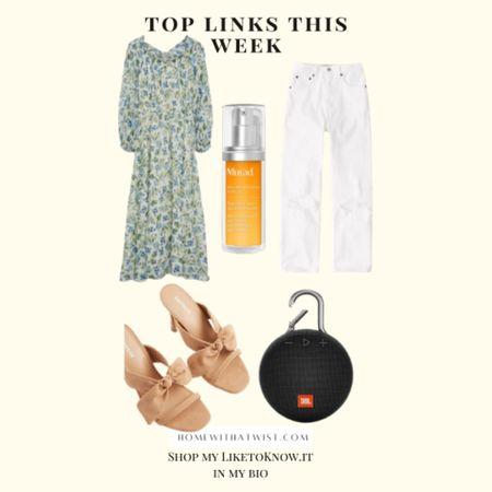 Best selling links on my LTK recently. Loving this mix of fashion, skincare and everyday necessities. http://liketk.it/3hXoU #liketkit @liketoknow.it #LTKunder100 #LTKunder50 #LTKmens