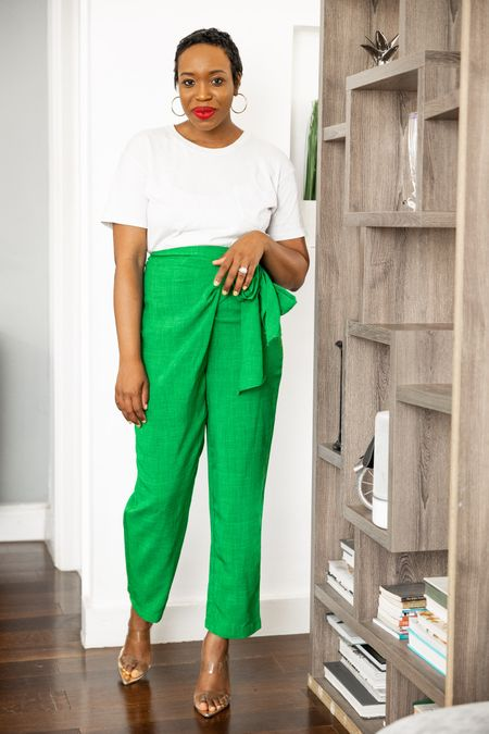 Green with money, never envy. The goal has always been, 'stack money,' not enemies!💚 http://liketk.it/32N2A @liketoknow.it #liketkit #LTKworkwear #LTKunder100 #LTKstyletip Shop your screenshot of this pic with the LIKEtoKNOW.it app