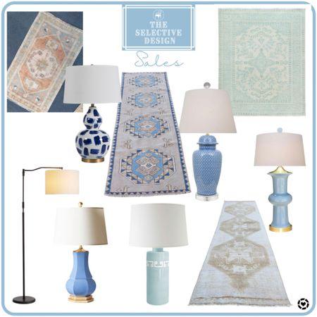 Lamps and Rugs! July 4th Sales!  #LTKsalealert #LTKfamily #LTKhome