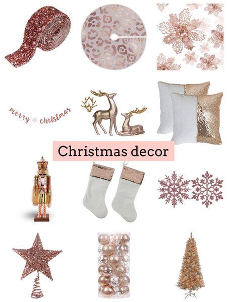 Christmas decor   #LTKHoliday #LTKhome #LTKSeasonal