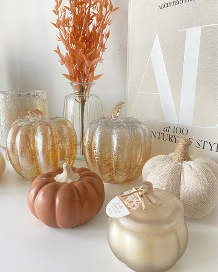Getting ready with new fall home decor! 🍂🍁  #LTKunder50 #LTKSeasonal #LTKhome