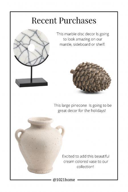 Vase, decor, marble, affordable   #LTKhome #LTKGiftGuide