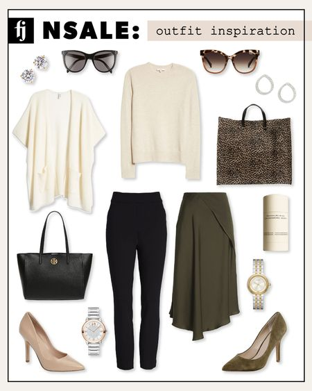 Outfit inspo for the #nsale Vince cashmere sweater. Love how versatile this piece is! Runs TTS, I wear an XS. #nordstromanniversarysale #nordstrom #nordstromsale #anniversarysale #fashionjackson  #LTKsalealert #LTKworkwear #LTKunder100