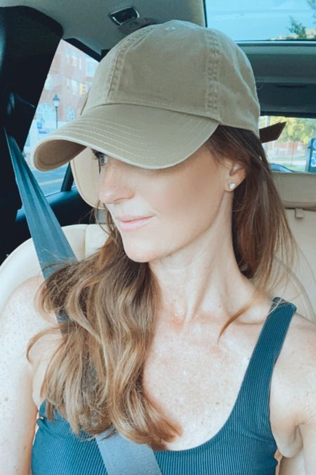 Baseball cap, broken in hat, casual outfits, Madewell, workout, finding beauty mom, fall neutrals, hats, caps, accessories, finding beauty mom style   #LTKunder50 #LTKbacktoschool #LTKstyletip