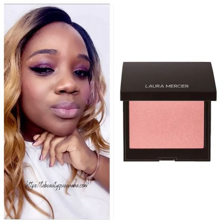 Summer 2021 must have very feminine soft pink blush!  Follow me in the @LIKEtoKNOW.it shopping app to shop this post and get my exclusive app-only content!  #LTKunder100 #LTKunder50 #LTKbeauty