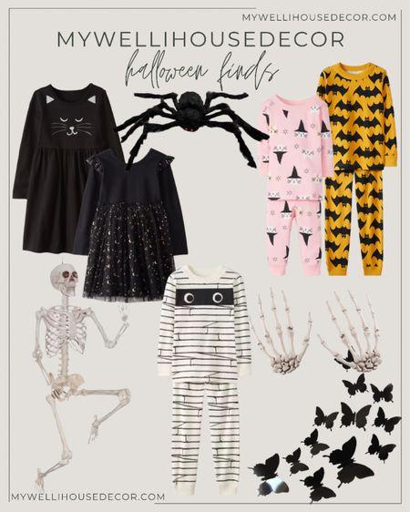 Halloween finds! Halloween decor and Halloween PJ's!    #LTKhome #LTKfamily #LTKkids