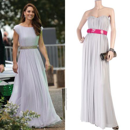 Kate wearing Alexander McQueen 2011 ready to wear dress #gown   #LTKeurope #LTKstyletip