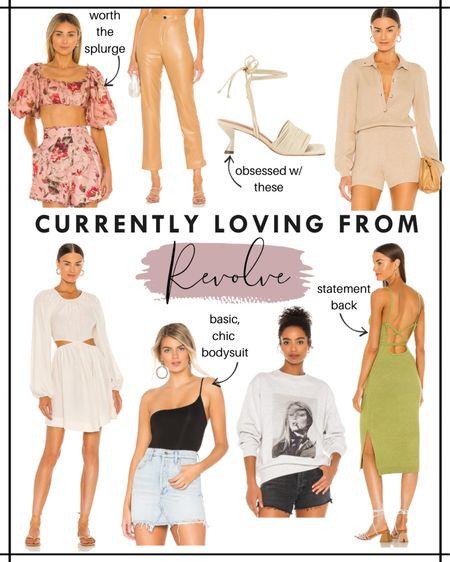 Sharing a few fashion items I am loving from Revolve currently! #liketkit http://liketk.it/3fDUJ @liketoknow.it #LTKfit #LTKstyletip #LTKshoecrush