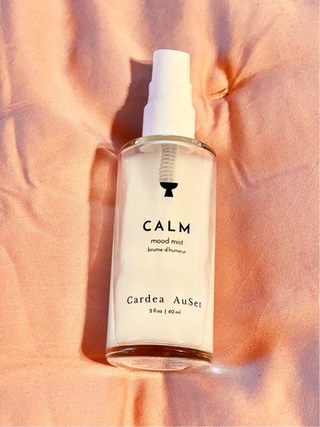 My bedtime routine is not complete until I spray my Calm Mood Mist!   #LTKGifts #LTKbeauty #LTKhome