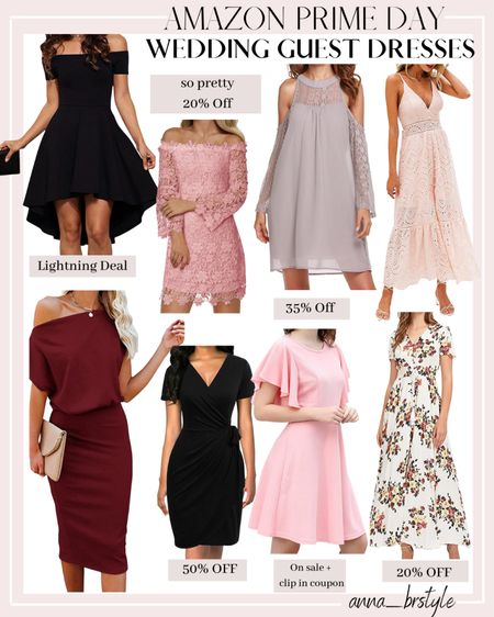 amazon prime day, wedding guest dresses on sale, amazon dress on sale #anna_brstyle http://liketk.it/3idfT #liketkit @liketoknow.it #LTKsalealert