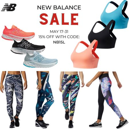 Get 15% OFF my favorite New Balance fitness clothes with code: NB15L http://liketk.it/3fIZc #liketkit @liketoknow.it Be sure to shop these looks while the discount is available—NOW thru 5/31 🙌 #LTKfit #LTKshoecrush #LTKunder100 @liketoknow.it.home Download the LIKEtoKNOW.it shopping app to shop this pic via screenshot