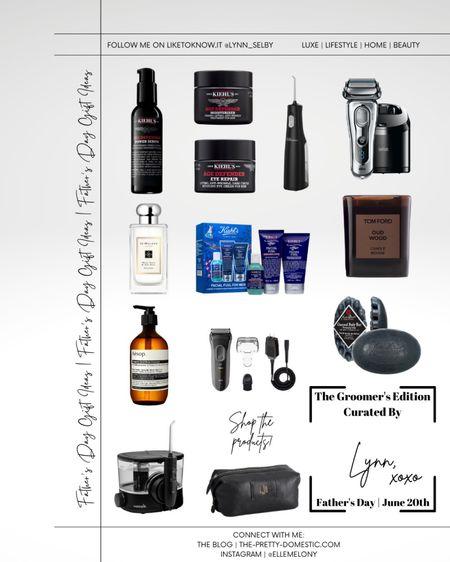 Father's Day Gift Ideas | The Groomer's Edition! http://liketk.it/3hI6I  #liketkit @liketoknow.it #LTKmens